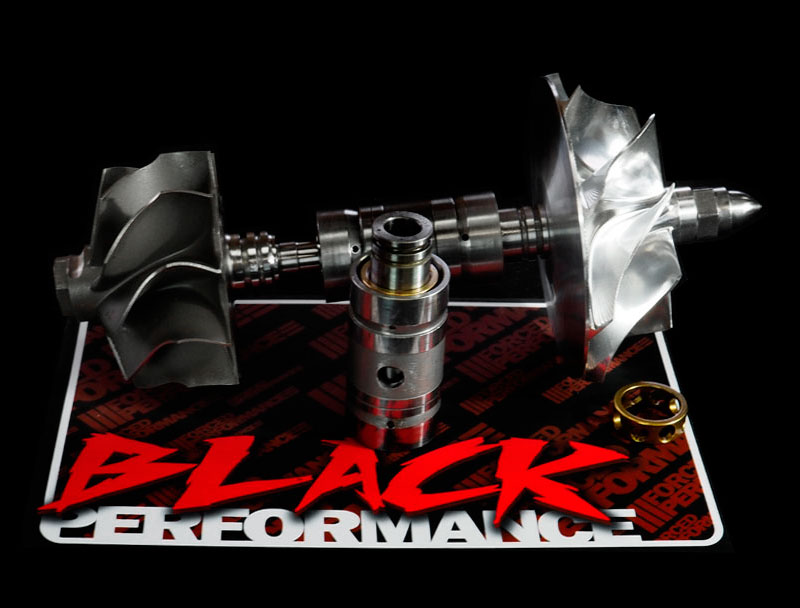 Black Performance // GT Dual Ball Bearing 8mm